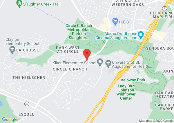Map of 5919 La Crosse Avenue, Austin, TX, United States