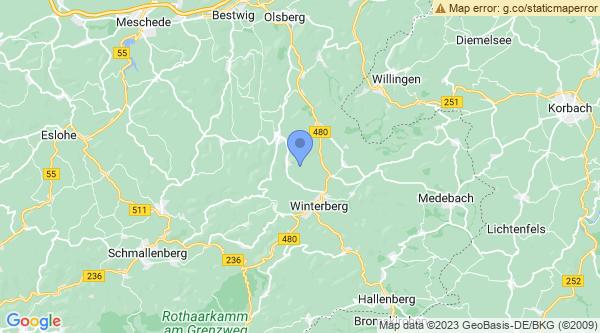 59955 Winterberg
