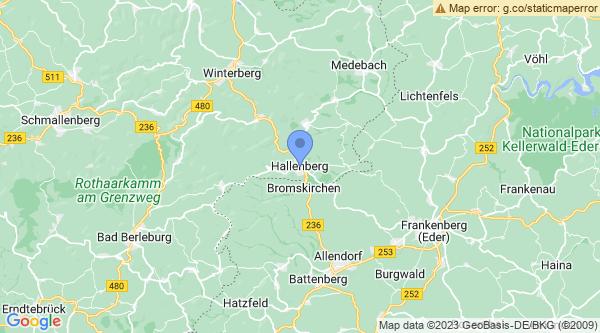 59969 Hallenberg