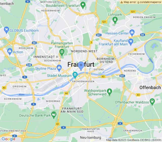 60311 Frankfurt am Main