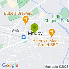 Staticmap?center=61+East+Main+Street%0D%0AMount+Joy+PA%2C+17552&zoom=14&size=230x230&key=AIzaSyAeTspGNxF9omrAnDm7RMuAOzLtrgwleEY&markers=color:green|61+East+Main+Street%0D%0AMount+Joy+PA%2C+17552&sensor=false