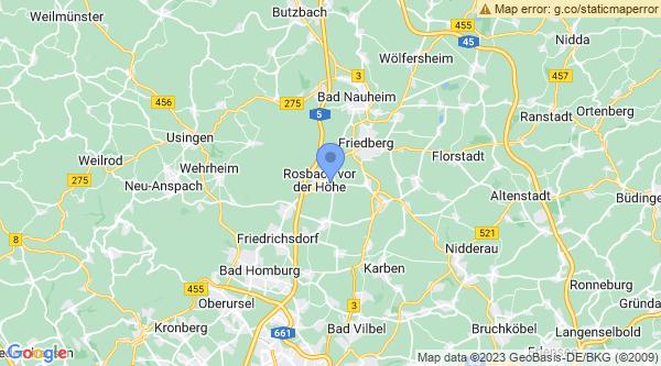 61191 Rosbach vor der Höhe Nieder-Rosbach