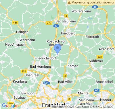 61191 Rosbach vor der Höhe Rodheim vor der Höhe