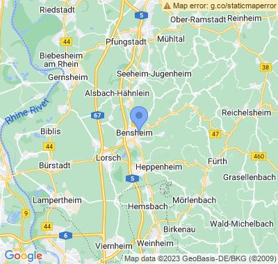 64625 Bensheim