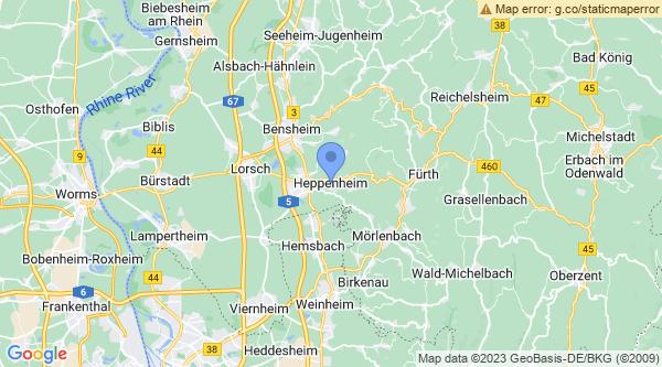 64646 Heppenheim (Bergstraße)