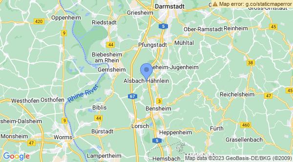 64665 Alsbach-Hähnlein