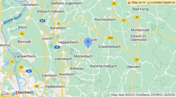 64668 Rimbach