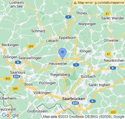 66265 Heusweiler