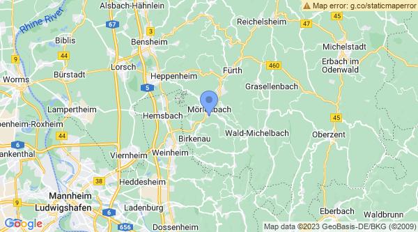 69509 Mörlenbach