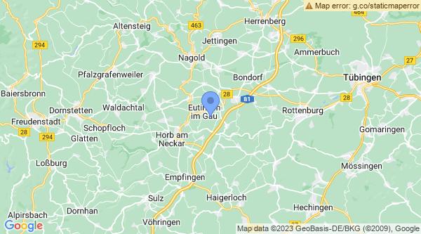 72184 Eutingen im Gäu