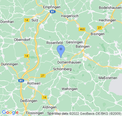 72356 Dautmergen
