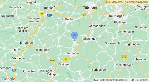 72411 Bodelshausen