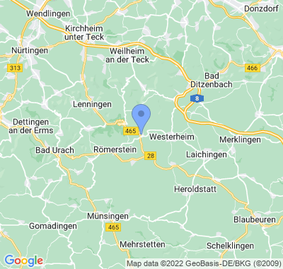 72587 Römerstein Donnstetten