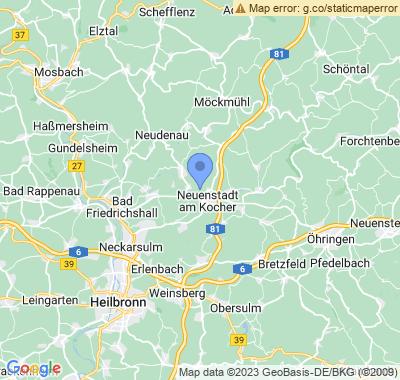 74196 Neuenstadt am Kocher