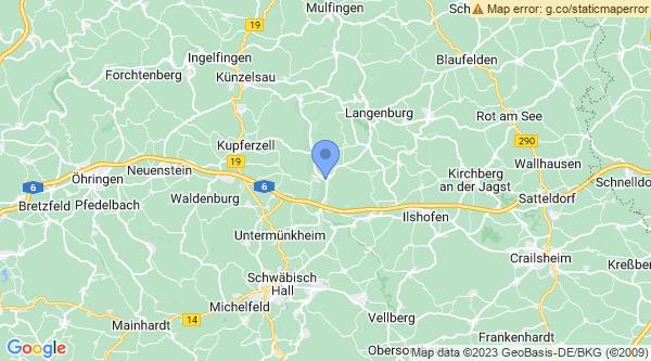 74542 Braunsbach