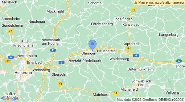 74613 Öhringen