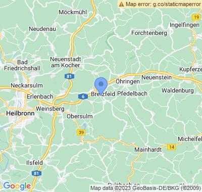 74626 Bretzfeld