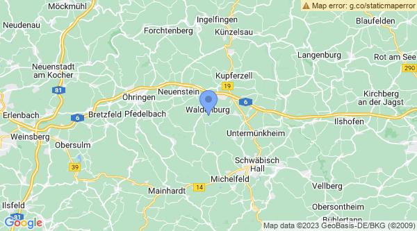 74638 Waldenburg