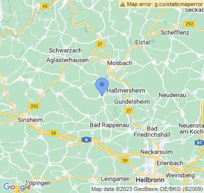 74928 Hüffenhardt