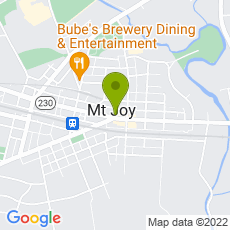 Staticmap?center=75+E.+Main+Street%0D%0AMount+Joy%2C+PA++17552&zoom=14&size=230x230&key=AIzaSyAeTspGNxF9omrAnDm7RMuAOzLtrgwleEY&markers=color:green|75+E.+Main+Street%0D%0AMount+Joy%2C+PA++17552&sensor=false