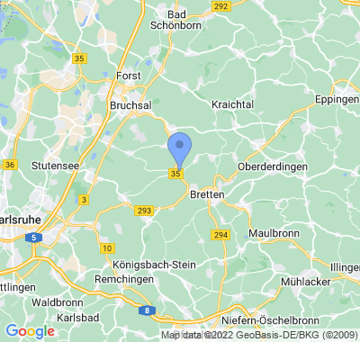 75053 Gondelsheim