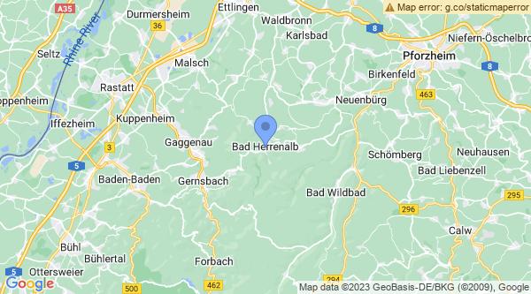 76332 Bad Herrenalb