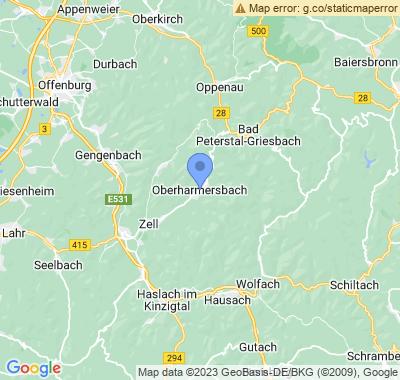 77784 Oberharmersbach