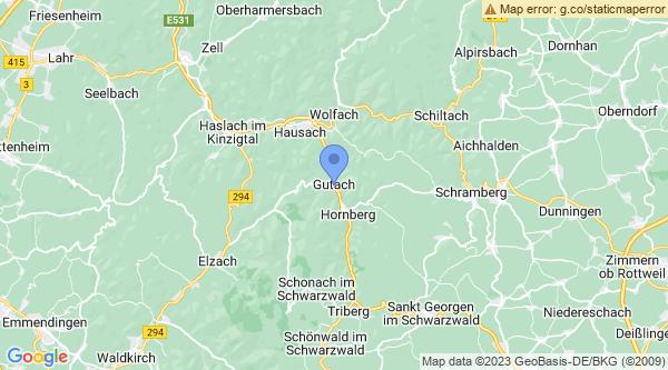 77793 Gutach (Schwarzwaldbahn)