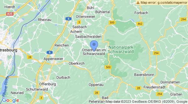 77883 Ottenhöfen im Schwarzwald