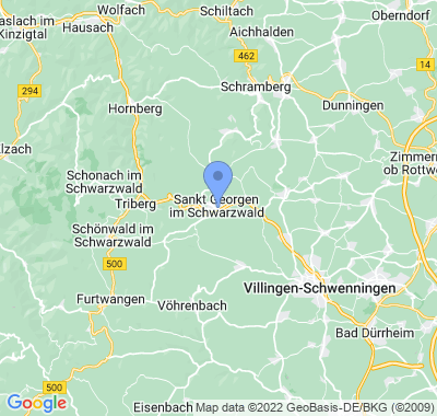 78112 Sankt Georgen im Schwarzwald