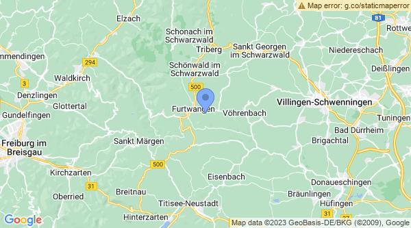 78120 Furtwangen im Schwarzwald