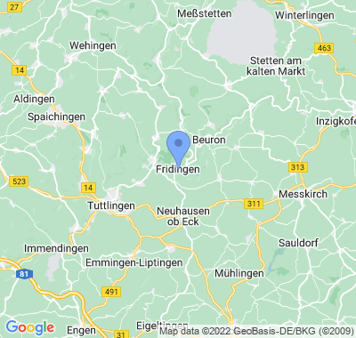 78567 Fridingen an der Donau