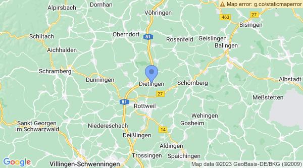 78661 Dietingen