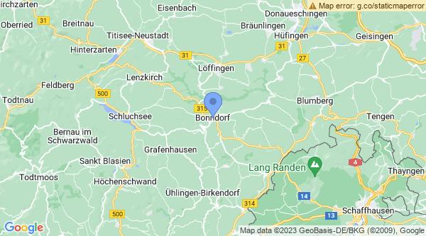 79848 Bonndorf im Schwarzwald