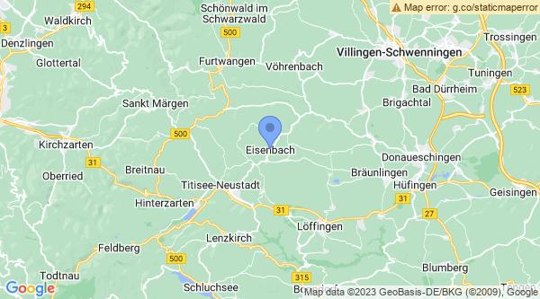 79871 Eisenbach (Hochschwarzwald)