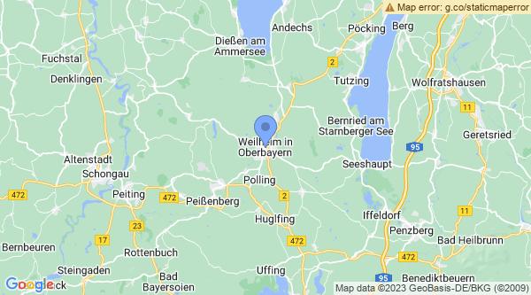 82362 Weilheim in Oberbayern