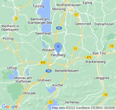 82377 Penzberg