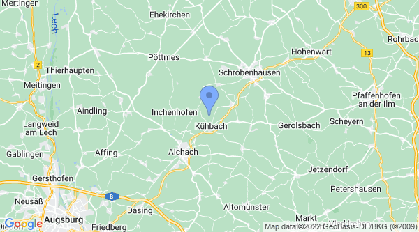 86556 Kühbach