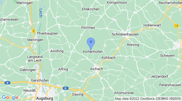 86570 Inchenhofen