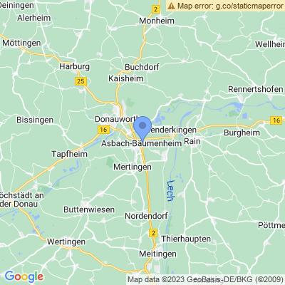 86663 Asbach-Bäumenheim
