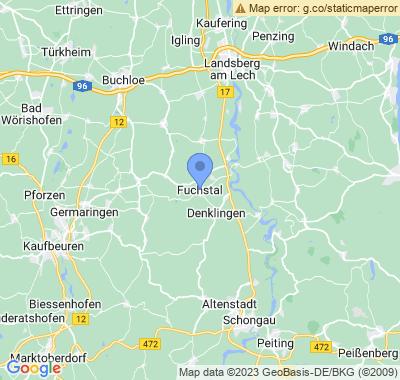 86925 Fuchstal