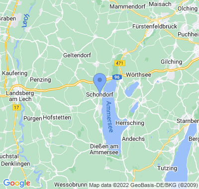 86938 Schondorf am Ammersee