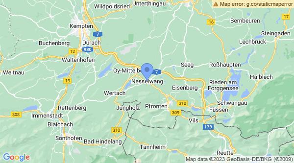 87484 Nesselwang