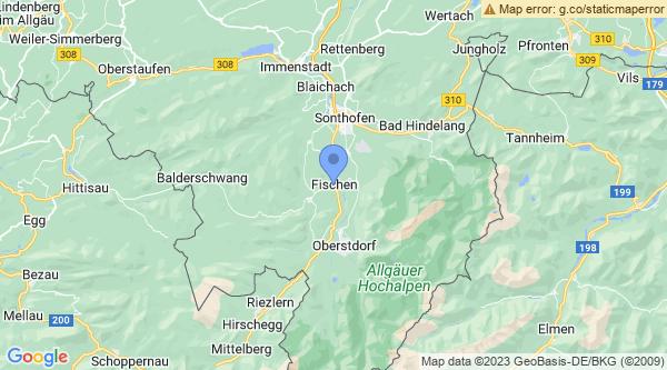 87538 Fischen im Allgäu