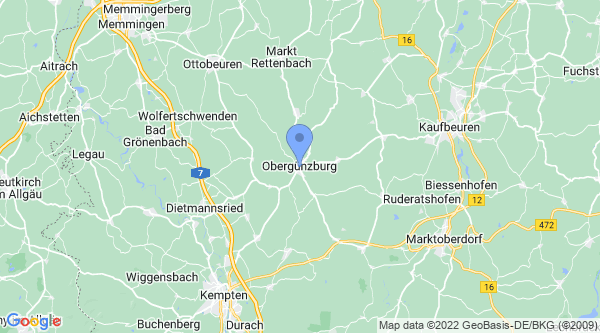 87634 Obergünzburg