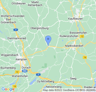 87647 Kraftisried