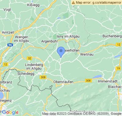 88167 Grünenbach