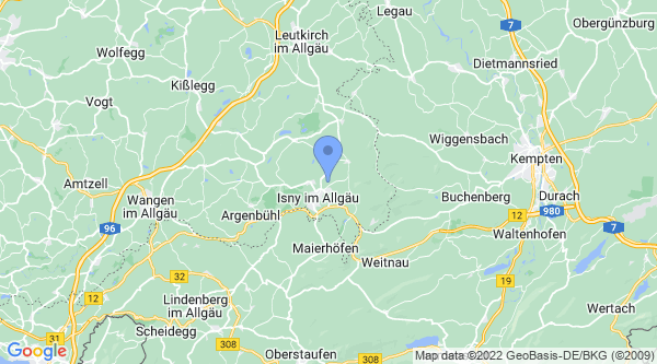 88316 Isny im Allgäu