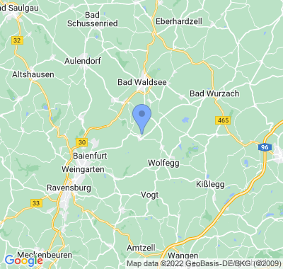 88368 Bergatreute