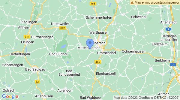 88441 Mittelbiberach